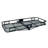 Pro-Series-63153-60-x-24-Hitch-Mounted-Cargo-Carrier-Black-0