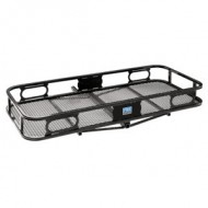 Pro-Series-63154-Black-48-x-20-Hitch-Mounted-Cargo-Carrier-0