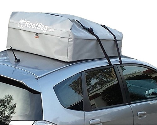 Roofbag Explorer Waterproof Rack Or No Rack Car Top