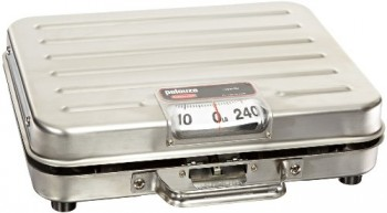 Rubbermaid-Commercial-FGP250SS-Briefcase-Mechanical-Utility-Receiving-Scale-Stainless-Steel-250-pound-0