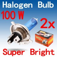 SD-Perfect-Gift2pcs-H4-Super-Bright-White-Fog-Halogen-Bulb-Hight-Power-100W-Car-Headlight-Lamp-0-0