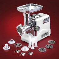 STX-INTERNATIONAL-STX-3000-MF-Megaforce-Patented-Air-Cooled-Electric-Meat-Grinder-with-3-Cutting-Blades-3-Grinding-Plates-Kubbe-and-3-Sausage-Stuffing-Tubes-0-0