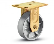 Shepherd-OR-Series-8-Diameter-Steel-Wheel-Rigid-Caster-6-516-Length-x-4-12-Width-Plate-1750-lbs-Capacity-Yellow-Dichromate-Finish-0
