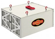 Shop-Fox-W1830-18-HP-Single-Phase-3-Speed-260362409-CFM-Hanging-Air-Filter-with-Remote-Control-and-Timer-0-0