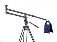 StudioFX-Carbon-Fiber-StudioFX-Mini-Jib-Crane-Portable-Pro-DSLR-Video-Camera-Crane-Jib-Arm-Standard-VersionBag-0-0