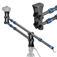 StudioFX-Carbon-Fiber-StudioFX-Mini-Jib-Crane-Portable-Pro-DSLR-Video-Camera-Crane-Jib-Arm-Standard-VersionBag-0