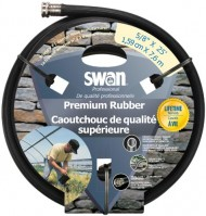 Swan-Premium-Rubber-SNCPM58025-Heavy-Duty-58-Inch-by-25-Foot-Black-Water-Hose-0