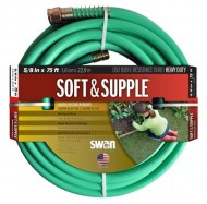 Swan-Soft-And-Supple-SNSS58075-58-Inch-x-75-Foot-Green-Garden-Hose-0