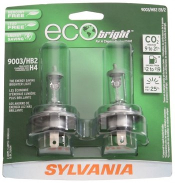 Sylvania-9003HB2H4-EB-EcoBright-Headlight-Bulb-LowHigh-Beam-Pack-of-2-0