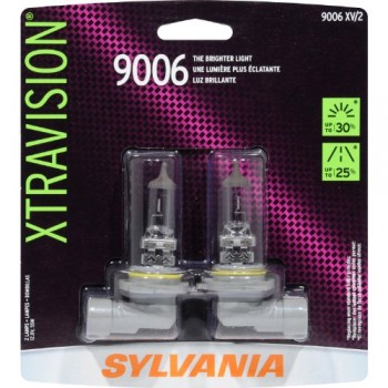 Sylvania-9006-XV-XtraVision-Halogen-Headlight-Bulb-Low-Beam-Pack-of-2-0