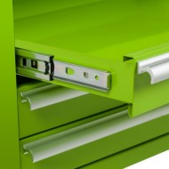 Viper-Tool-Storage-LB2605R-26-Inch-5-Drawer-18G-Steel-Rolling-Cabinet-Lime-Green-0-2