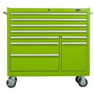 Viper-Tool-Storage-LB4109R-41-Inch-9-Drawer-18G-Steel-Rolling-Tool-Cabinet-Lime-Green-0-1