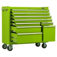 Viper-Tool-Storage-LB4109R-41-Inch-9-Drawer-18G-Steel-Rolling-Tool-Cabinet-Lime-Green-0