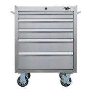 Viper-Tool-Storage-V2605SSR-26-Inch-5-Drawer-304-Stainless-Steel-Rolling-Cabinet-0-1