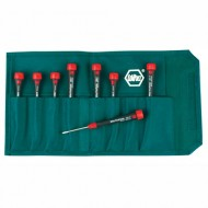 Wiha-26193-Slotted-and-Phillips-Screwdriver-Set-with-Soft-PicoFinish-Handle-8-Piece-0