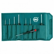 Wiha-26199-Slotted-and-Phillips-Screwdriver-Set-in-Rugged-Canvas-Pouch-8-Piece-0