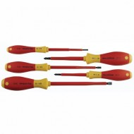 Wiha-32091-5-Piece-1000-Volt-Slotted-and-Phillips-Insulated-Screwdriver-Set-0