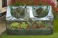 Zenport-SH3212ABTP-Garden-Raised-Bed-and-Cold-Frame-Greenhouse-Cloche-for-Easy-Access-Protected-Gardening-0-0