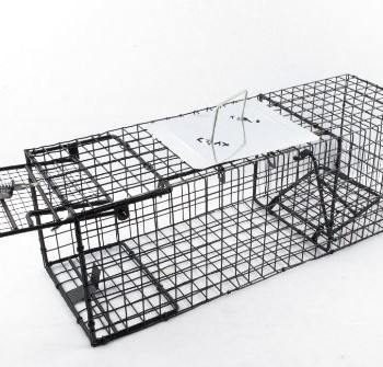 ALEKO-Animal-Trap-25x8x8-for-Squirrels-Rabbits-Chipmunks-and-Rats-0