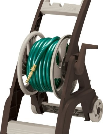 Ames-2385580-ReelEasy-Hose-Cart-Reel-175-Feet-Hose-Tan-and-Brown-0