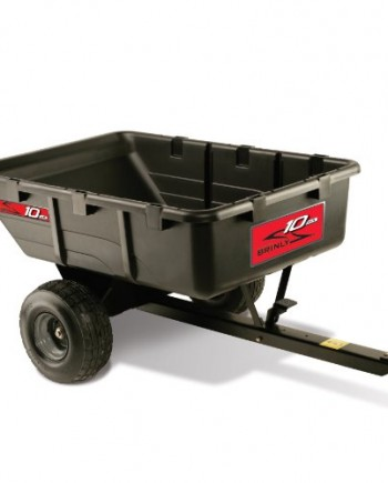 Brinly-PCT-10BH-10-Cubic-Feet-Tow-Behind-Poly-Utility-Cart-650-Pound-0