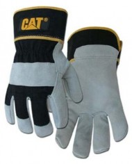 CAT-Premium-GreyBlack-Leather-Palm-Work-Gloves-Large-CAT013201L-0