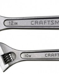 Craftsman-9-44012-Adjustable-Wrench-Set-2-Piece-0