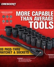 Crescent-CX6PT20-X6-Pass-Through-Ratchet-and-Sockets-20-Piece-0-1