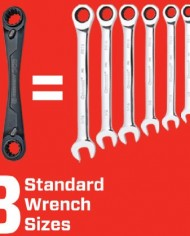 Crescent-X6-CX6DBS2-4-in-1-Double-Box-Ratcheting-Wrench-Set-SAE-Black-2-Piece-0-1