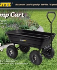 Gorilla-Carts-GOR200B-Poly-Garden-Dump-Cart-with-Steel-Frame-and-10-Inch-Pneumatic-Tires-600-Pound-Capacity-36-Inch-by-20-Inch-Bed-Black-Finish-0-2