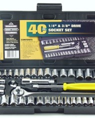 Great-Neck-PSO40-40-Piece-14-Inch-and-38-Inch-Drive-Socket-Set-0