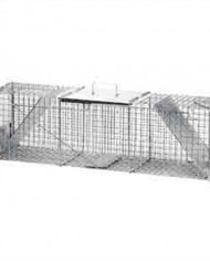 Havahart-1050-Live-Animal-Two-Door-Large-Raccoon-and-Opossum-Cage-Trap-0