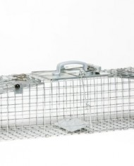 Havahart-1062-Easy-Set-Two-Door-Cage-Trap-for-Rabbits-Skunks-and-Squirrels-0-0