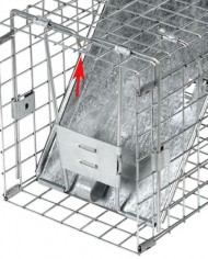 Havahart-1088-Collapsible-One-Door-Cage-Trap-for-Rabbit-Skunk-Mink-and-Large-Squirrels-0-0