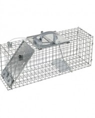 Havahart-1090-Easy-Set-Collapsible-One-Door-Cage-Trap-for-Rabbits-Skunks-and-Squirrels-0