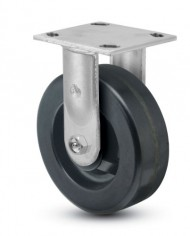 Jarvis-81-Series-8-Diameter-Phenolic-Wheel-Rigid-Plate-Caster-with-Roller-Bearing-4-12-Length-X-4-Width-Plate-1250-lbs-Capacity-0