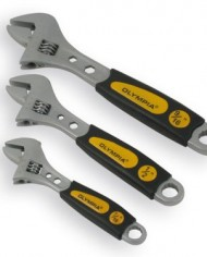 Olympia-Tool-01-076-3-Piece-Adjustable-Wrench-Set-6-Inch-8-Inch-10-Inch-Cushion-Grip-0