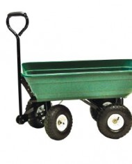 Precision-LC2000-Capacity-Mighty-Garden-Yard-Cart-600-Pound-0