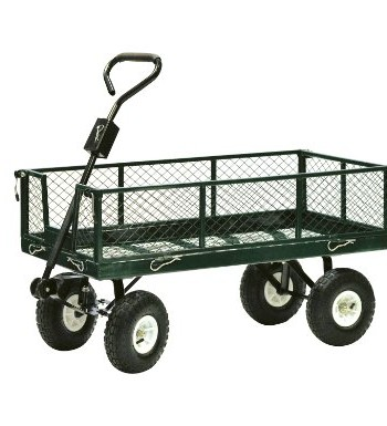 Precision-NCDS1000-Nursery-Yard-Cart-600-Pound-0