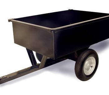 Precision-Products-10-Cubic-Foot-Trailer-Dump-Cart-LDT-1002GY-0