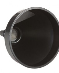 Pride-Car-Funnel-15-Inch-with-Filter-Screen-and-Flexable-Extension-Black-0-1