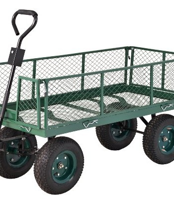 Sandusky-Lee-CW-Steel-Crate-Wagon-Green-1000-lbs-Load-Capacity-27-38-Height-48-Length-x-24-Width-0