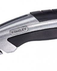 Stanley-10788-Curved-Quick-Change-Utility-Knife-Stainless-Steel-Retractable-Blade-3-Blades-0
