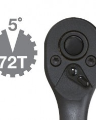 TEKTON-1457-38-Inch-Drive-Quick-Release-Composite-Offset-Ratchet-with-72-Tooth-Oval-Head-0-2