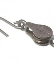 WASHING-LINE-WIRE-ROPE-PULLEY-WITH-HOOK-GALVANISED-STEEL-pack-of-2-0