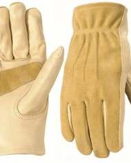 Wells-Lamont-1124S-Work-Gloves-GrainSplit-Palomino-Cowhide-Keystone-Thumb-Palm-Patch-Leather-Bound-Small-0