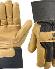 Wells-Lamont-3300XL-Work-Gloves-with-Grain-Patch-Palm-Pigskin-Black-Denim-Back-Safety-Cuff-Wing-Thumb-XL-0