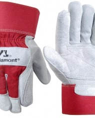 Wells-Lamont-4050-One-Size-Double-Palm-LP-with-Safety-Cuff-Wing-Thumb-Shirred-Wrist-Work-Glove-with-Suede-Cowhide-0
