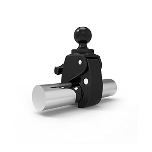 RAM-Mounts-Small-Tough-Claw-Universal-Bar-Clamp-Mount-with-1in-Rubber-Ball-RAP-B-400U-0