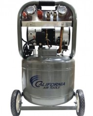 California-Air-Tools-CAT-10020-Ultra-Quiet-and-Oil-Free-20-HP-100-Gallon-Steel-Tank-Air-Compressor-0